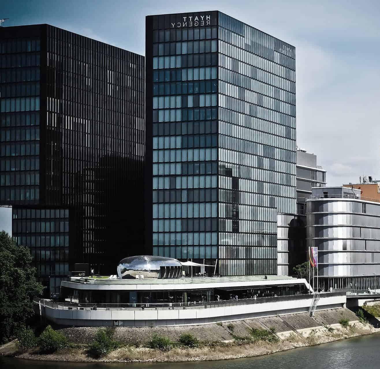 Düsseldorf Innenstadt